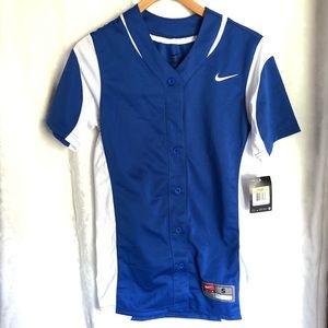 Nike softball jersey top NWT